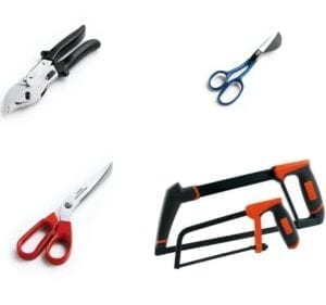 Shears & Hacksaws