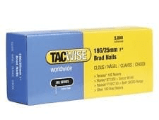 Tacwise 18G Brad Nails