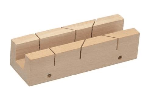 Mitre box wooden