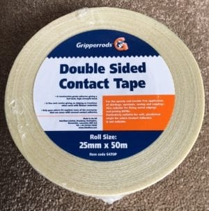 Gripperrods Contact Tape 50m x 25mm