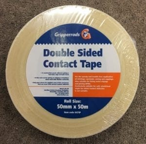 Gripperrods Contact Tape 50m x 50mm