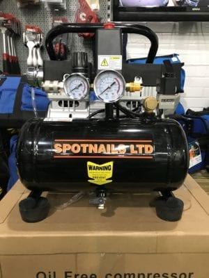 Spotnails SFC19 Compressor Low Noise
