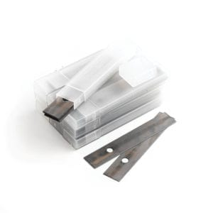 Hand Scraper Blades 4″