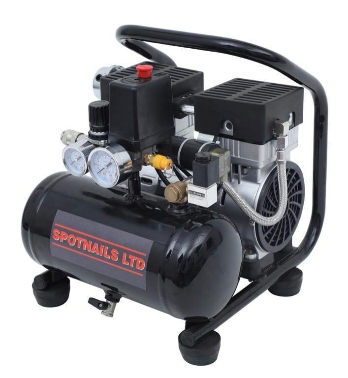 Spotnails SFC19 Compressor NEW LOW NOISE